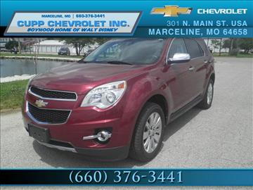 2011 Chevrolet Equinox for sale in Marceline MO