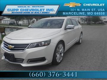 2014 Chevrolet Impala for sale in Marceline, MO