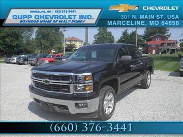 2014 Chevrolet Silverado 1500 for sale in Marceline, MO