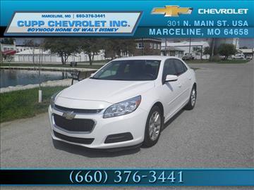 2014 Chevrolet Malibu for sale in Marceline, MO