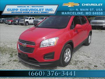 2015 Chevrolet Trax for sale in Marceline, MO