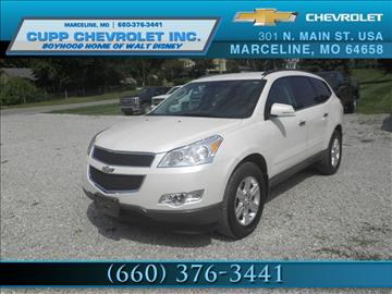 2012 Chevrolet Traverse for sale in Marceline, MO