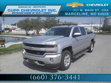 2016 Chevrolet Silverado 1500 for sale in Marceline MO