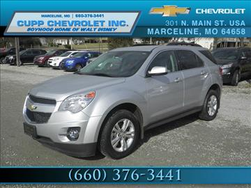 2012 Chevrolet Equinox for sale in Marceline, MO