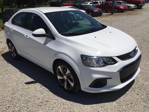 2017 Chevrolet Sonic for sale in Marceline, MO