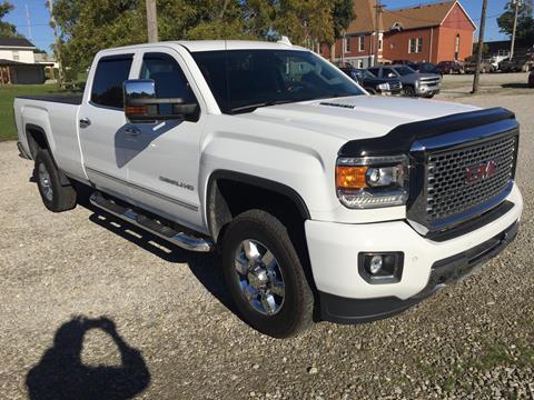 2016 GMC Sierra 3500HD for sale in Marceline, MO