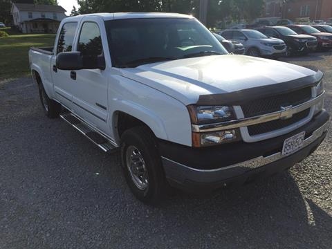 2003 Chevrolet Silverado 1500HD for sale in Marceline, MO