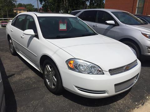 2012 Chevrolet Impala for sale in Marceline, MO