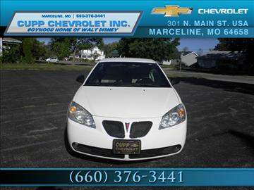 2007 Pontiac G6 for sale in Marceline, MO