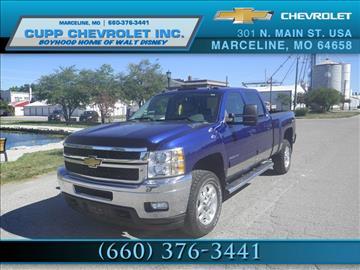 2013 Chevrolet Silverado 2500HD for sale in Marceline MO