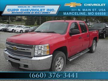 2013 Chevrolet Silverado 1500 for sale in Marceline, MO