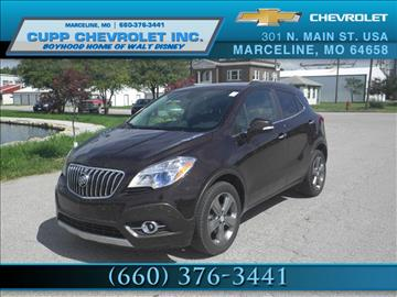 2014 Buick Encore for sale in Marceline, MO