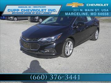 2017 Chevrolet Cruze for sale in Marceline MO