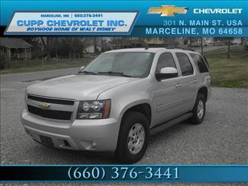 2011 Chevrolet Tahoe for sale in Marceline MO