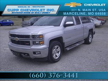 2014 Chevrolet Silverado 1500 for sale in Marceline, MO