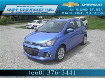 2017 Chevrolet Spark for sale in Marceline MO