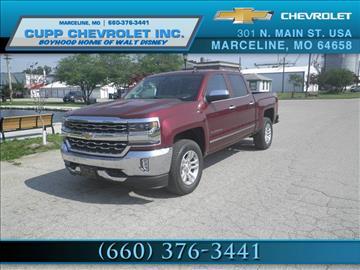2017 Chevrolet Silverado 1500 for sale in Marceline, MO