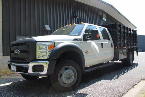2011 Ford F-450 Super Duty for sale in Sykesville, MD