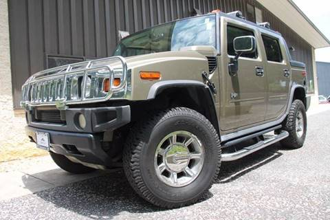 2005 HUMMER H2 SUT for sale in Sykesville, MD