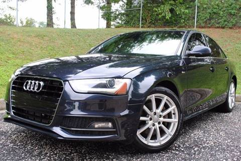 2014 Audi A4 for sale at TRUST AUTO in Sykesville MD