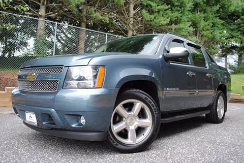 2011 Chevrolet Avalanche for sale in Sykesville, MD