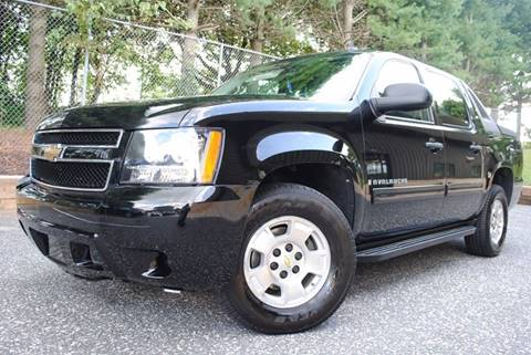 2009 Chevrolet Avalanche for sale at TRUST AUTO in Sykesville MD