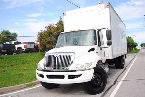 2011 International 4300 for sale in Sykesville, MD
