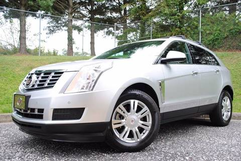 2014 Cadillac SRX for sale at TRUST AUTO in Sykesville MD