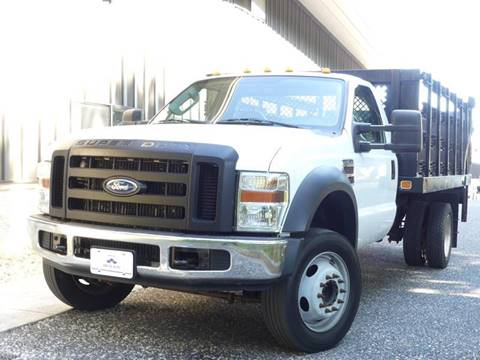 2008 Ford F-450 Super Duty for sale in Sykesville, MD