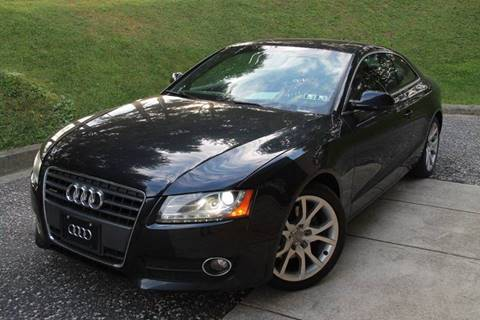 2012 Audi A5 for sale at TRUST AUTO in Sykesville MD