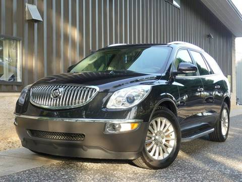 2009 Buick Enclave for sale at TRUST AUTO in Sykesville MD