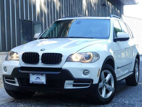 2008 BMW X5 for sale at TRUST AUTO in Sykesville MD