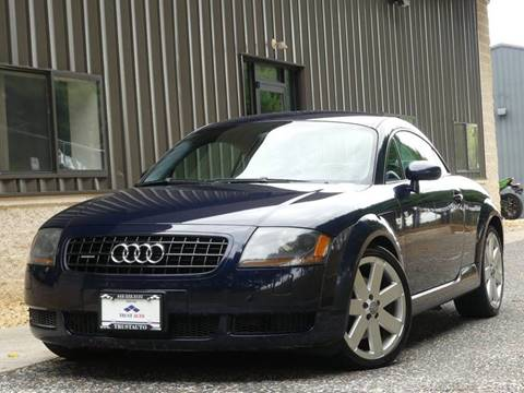 2004 Audi TT for sale in Sykesville, MD