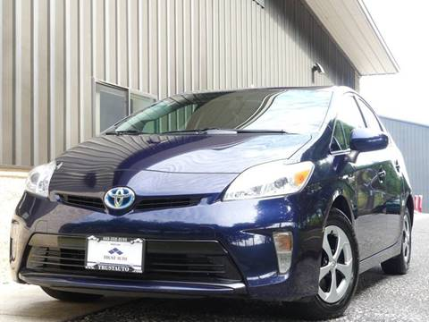 2013 Toyota Prius for sale in Sykesville, MD