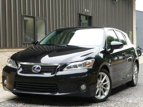 2012 Lexus CT 200h for sale in Sykesville, MD