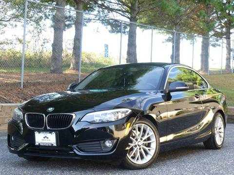 2014 BMW 2 Series for sale in Sykesville, MD