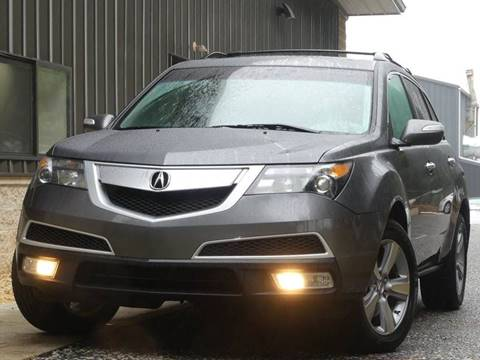 2012 Acura MDX for sale in Sykesville, MD