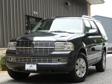 2007 Lincoln Navigator for sale in Sykesville, MD