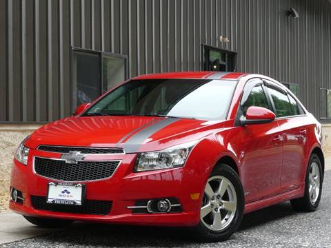2012 Chevrolet Cruze for sale in Sykesville, MD