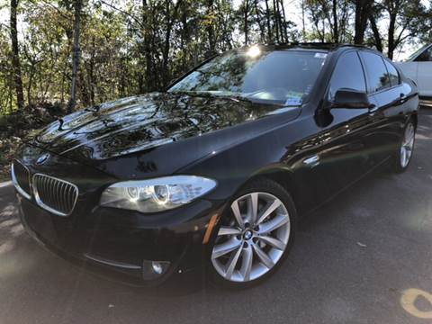 2012 BMW 5 Series for sale in Sykesville, MD