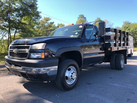2007 Chevrolet Silverado 3500 Classic for sale in Sykesville, MD