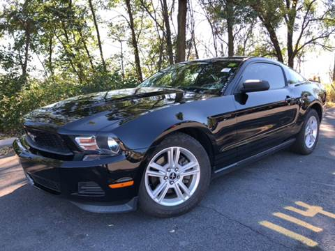 2011 Ford Mustang for sale in Sykesville, MD