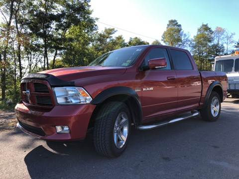 2009 Dodge Ram Pickup 1500 for sale in Sykesville, MD