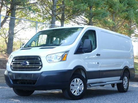 2015 Ford Transit Cargo for sale in Sykesville, MD
