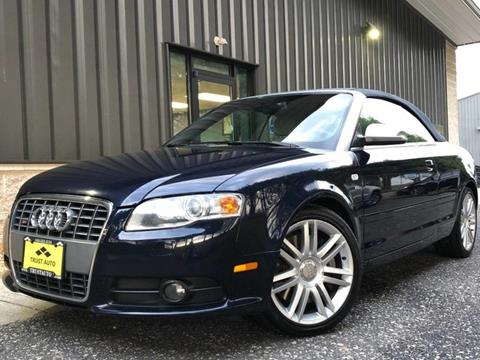 Audi S For Sale In Maryland Carsforsalecom - Audi s4 for sale