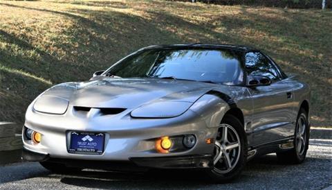 2002 Pontiac Firebird for sale in Sykesville, MD