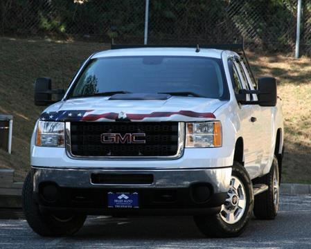 2011 GMC Sierra 2500HD for sale in Sykesville, MD