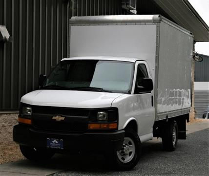 2014 Chevrolet Express Cutaway for sale in Sykesville, MD