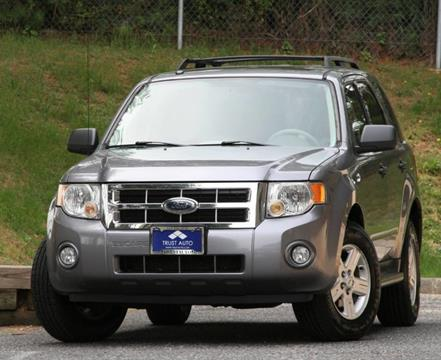 Ford Escape Hybrid For Sale >> Used Ford Escape Hybrid For Sale In Glenwood Mn Carsforsale Com