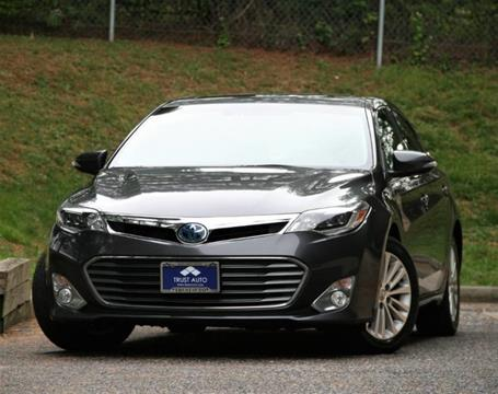2015 Toyota Avalon For Sale >> Used Toyota Avalon For Sale In Maryland Carsforsale Com